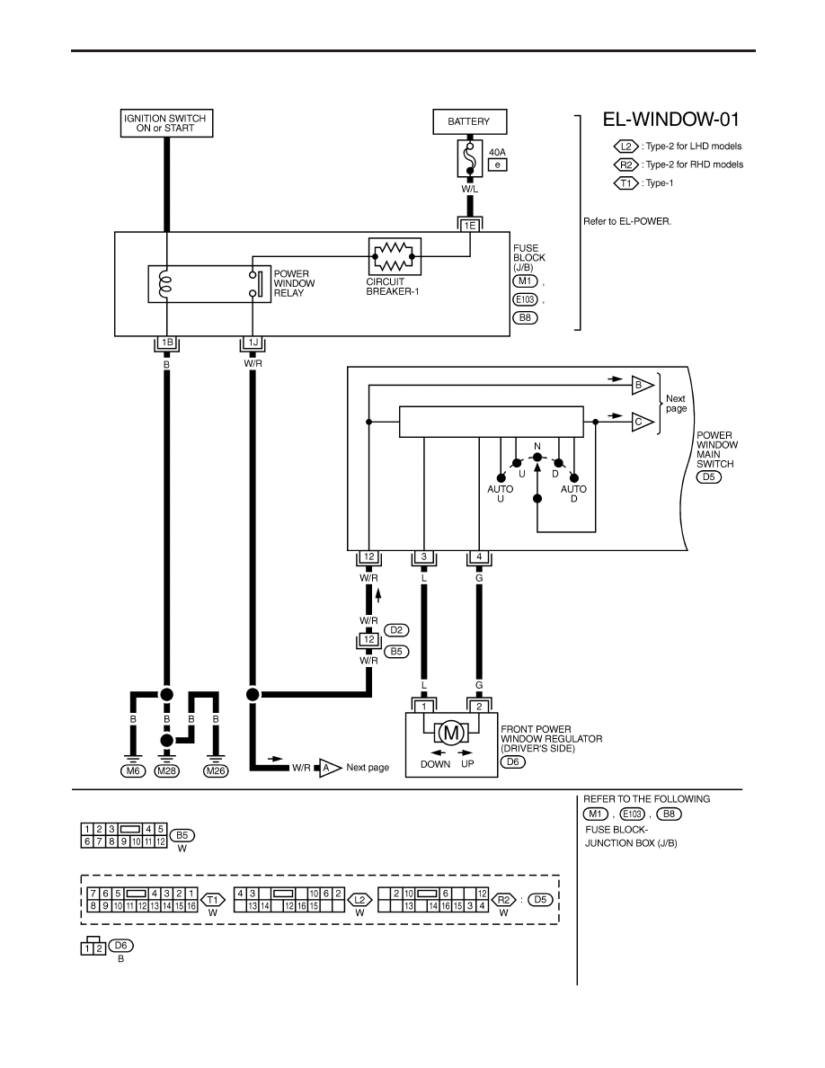 Nissan Primera P11 Manual  part 343