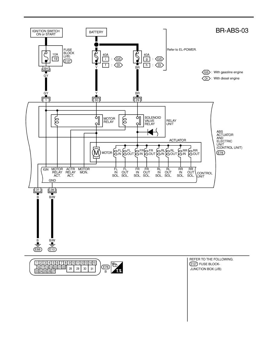Nissan Primera P11. Manual - part 46 on