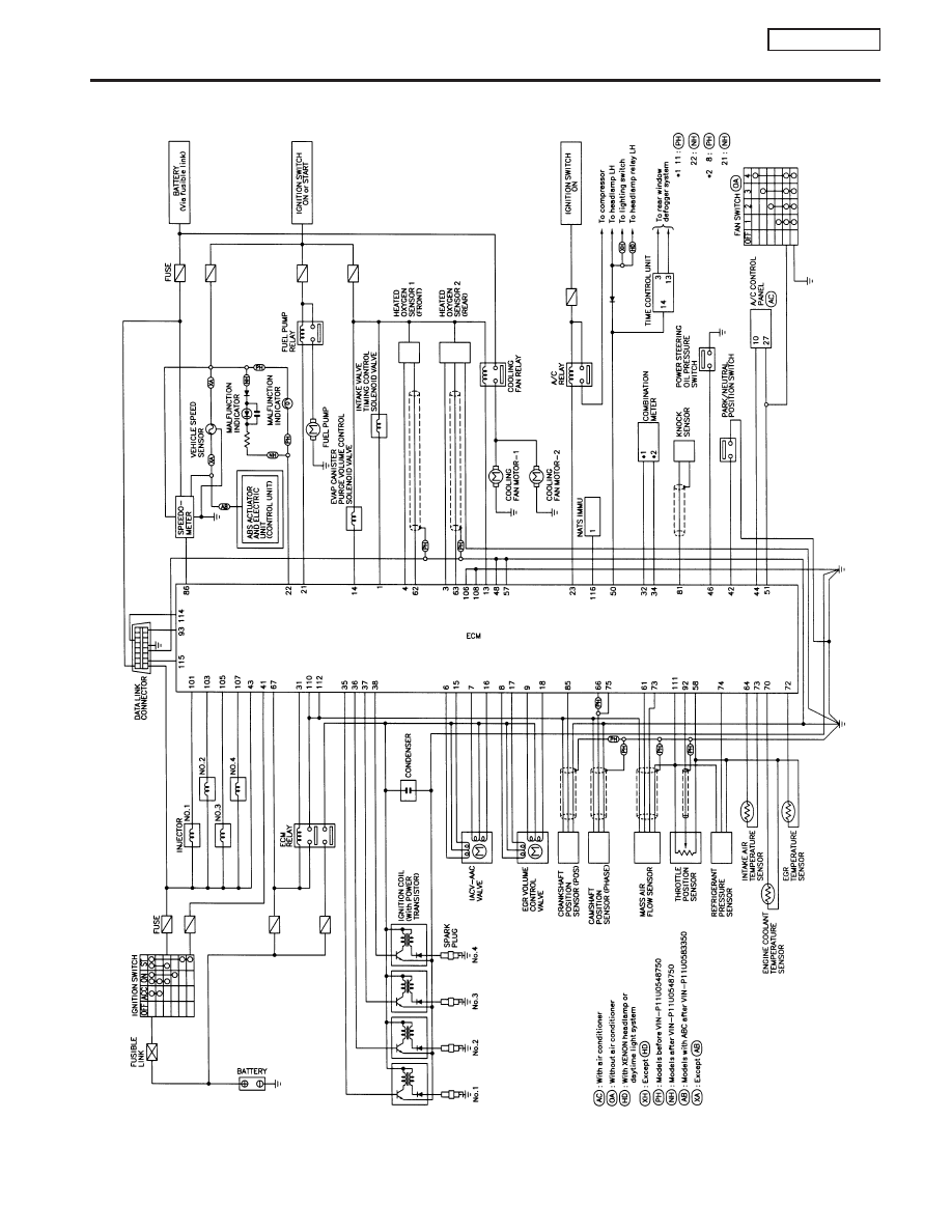 Nissan Primera 1998 Wiring Diagram Best Wiring Diagram
