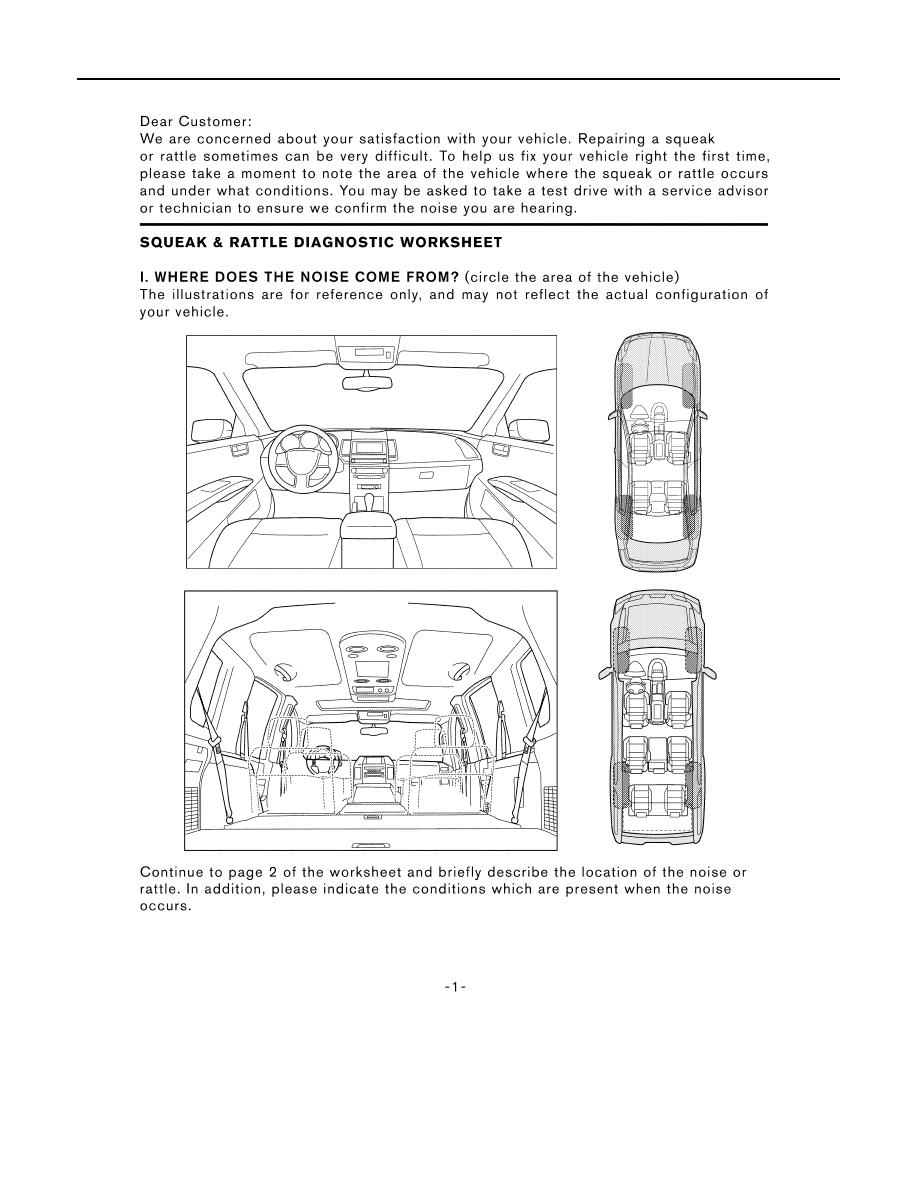 Nissan Sentra Service Manual: Cluster lid A