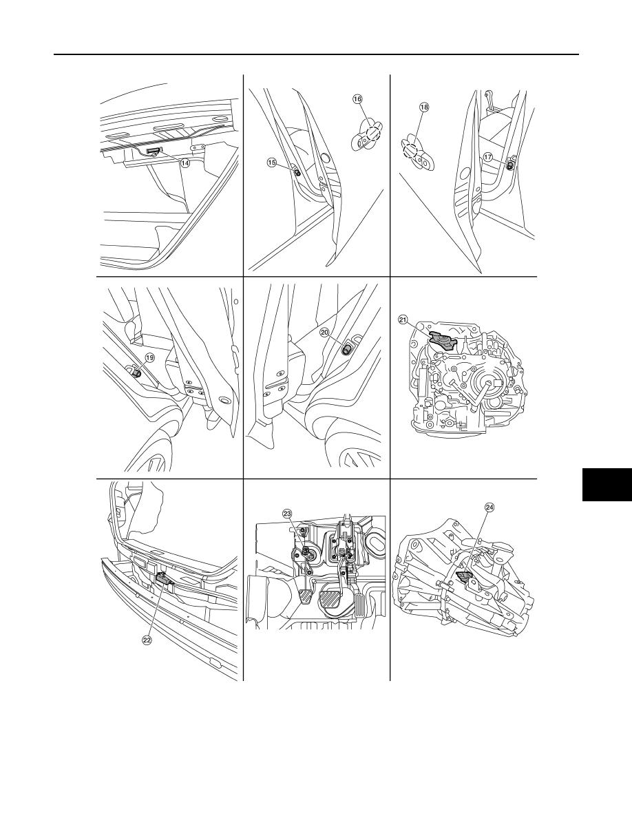 Nissan Sentra Service Manual: U1010 Control unit (CAN)