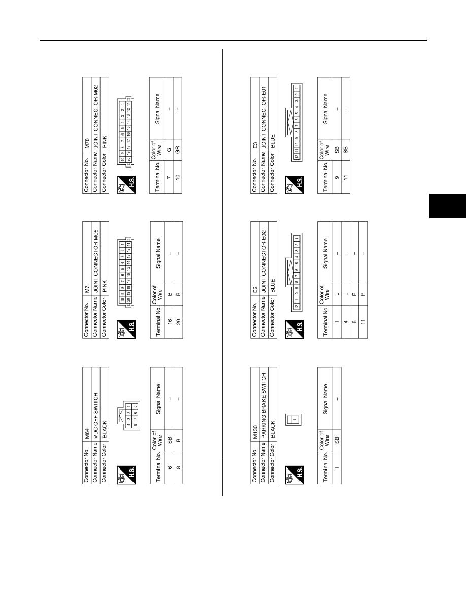 Nissan Sentra Service Manual: VDCTCSABS