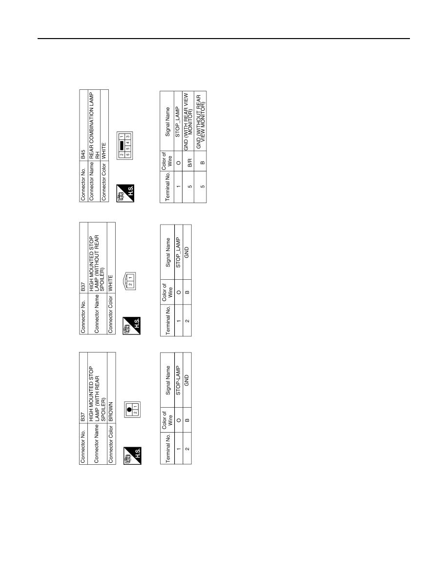 Nissan Altima HL32 Hybrid. Manual - part 423 on