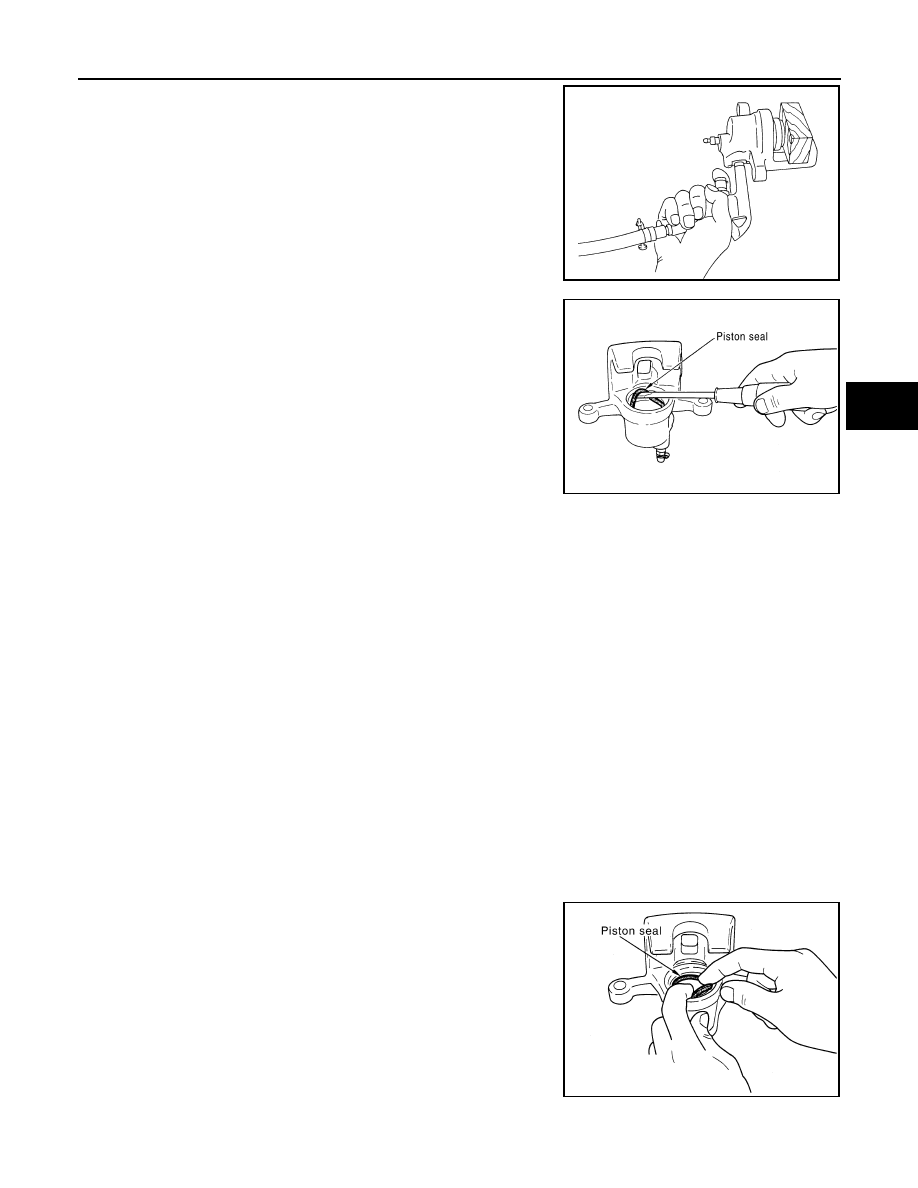 Nissan Altima Hl32 Hybrid Manual Part 108 Front Disc Brake And Pad Parts Diagram Car Pictures