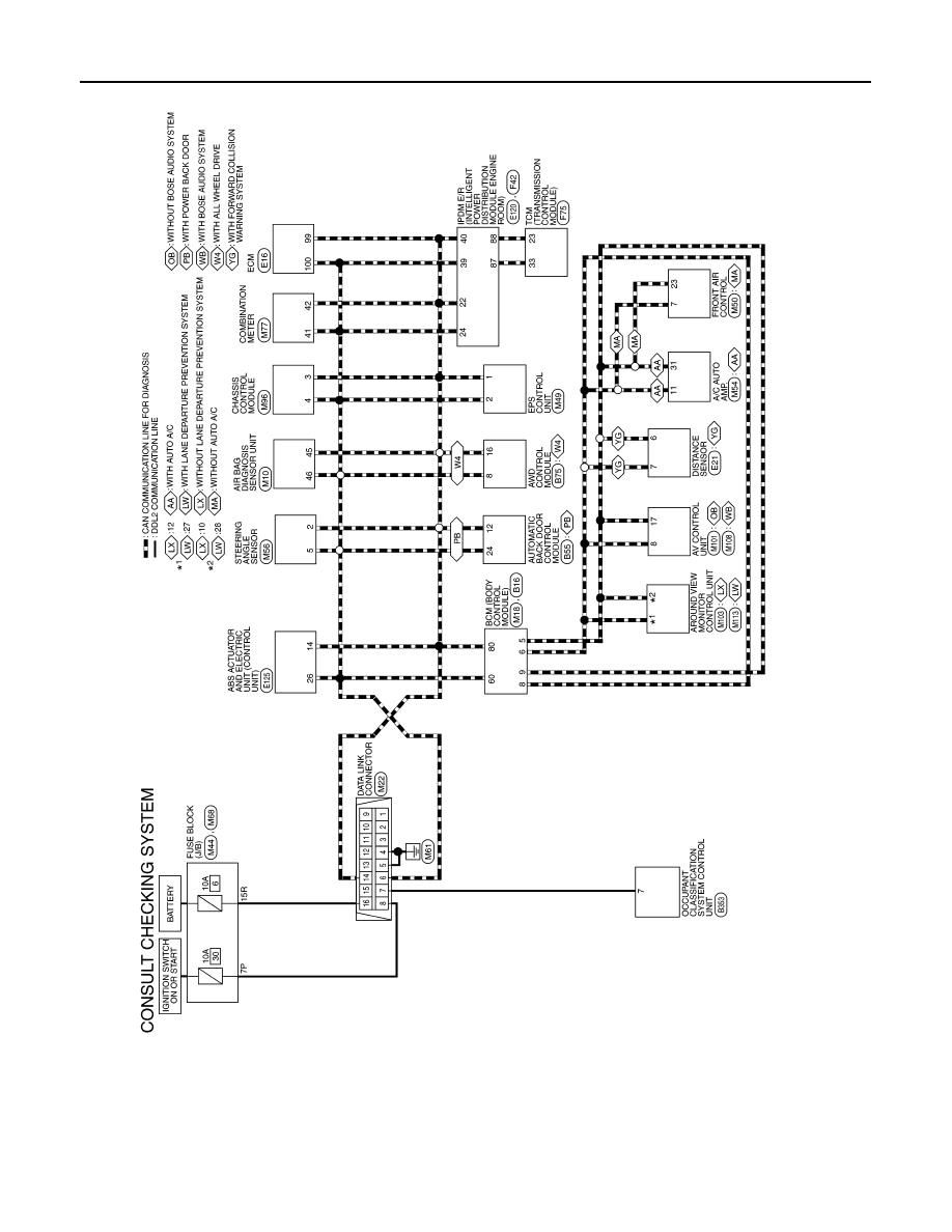 Nissan Rogue  Manual - part 725