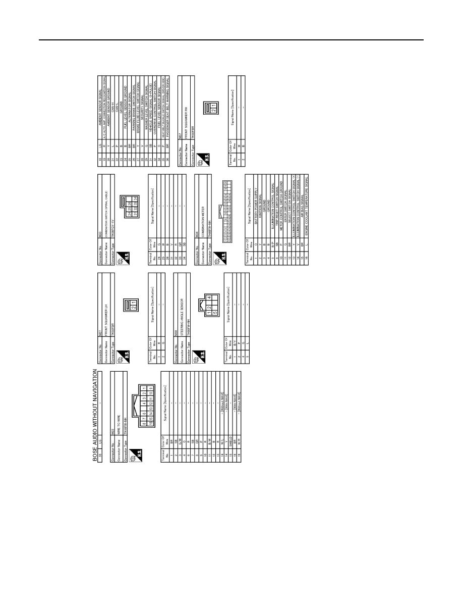 Nissan Quest E52 Manual Part 116 Wiring Diagram Av 344