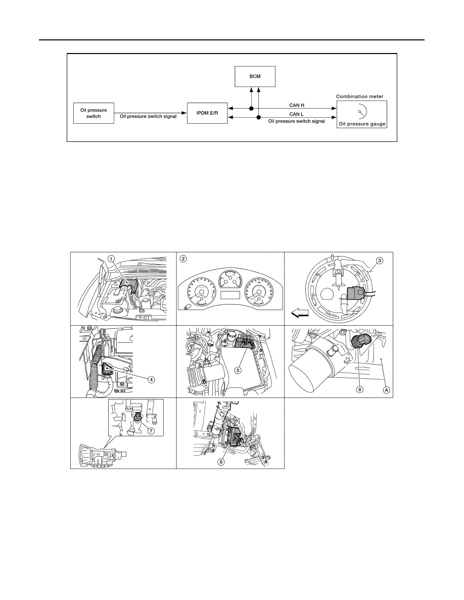 Oil Pressure Sensor Diagram Electrical Wiring Diagrams Switch Schematic Nissan Armada Vdo Titan A60