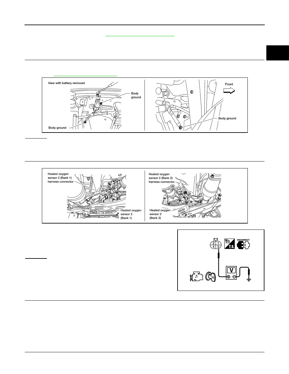 2005 Nissan Titan Bank 2 Recomended Car Fuse Box Location P0057 Enthusiast Wiring Diagrams