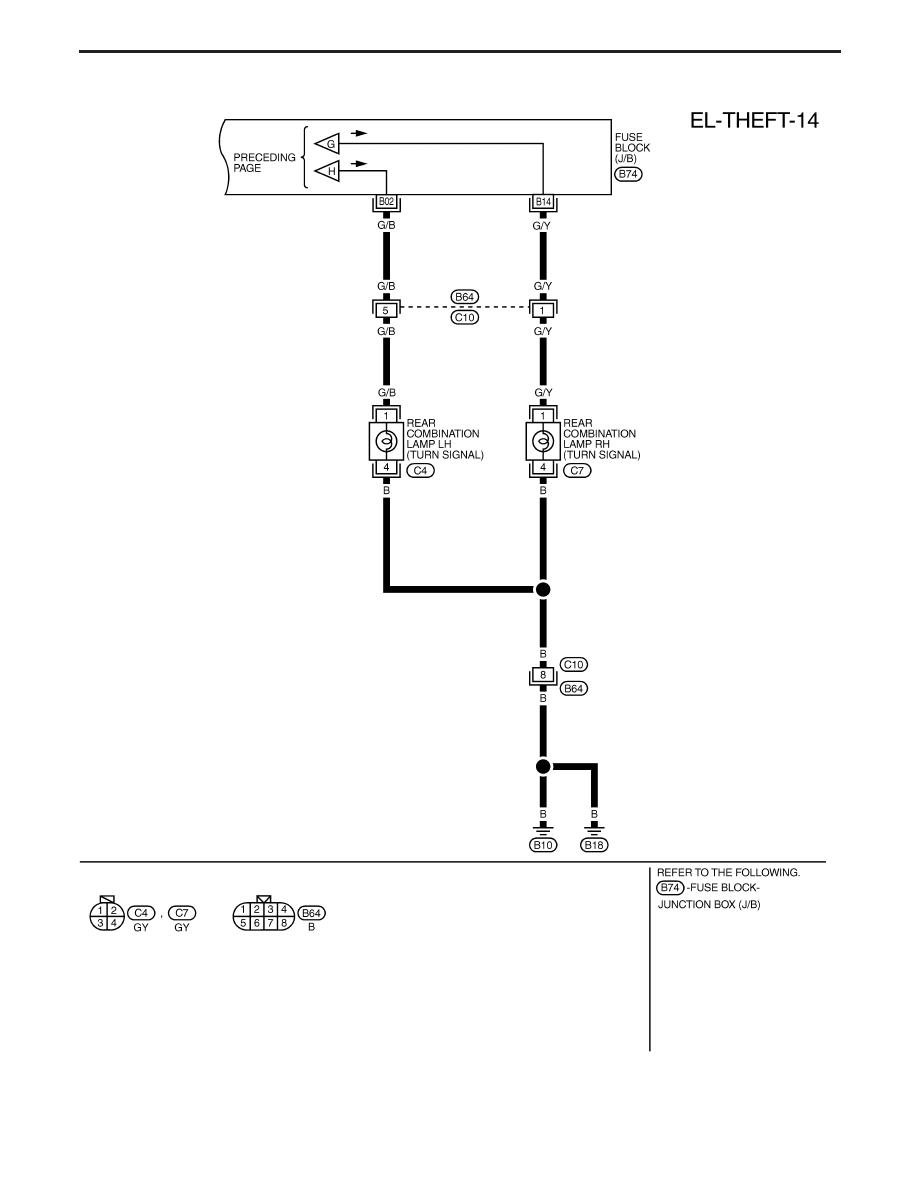 Nissan Terrano r20e. Manual - part 261 on