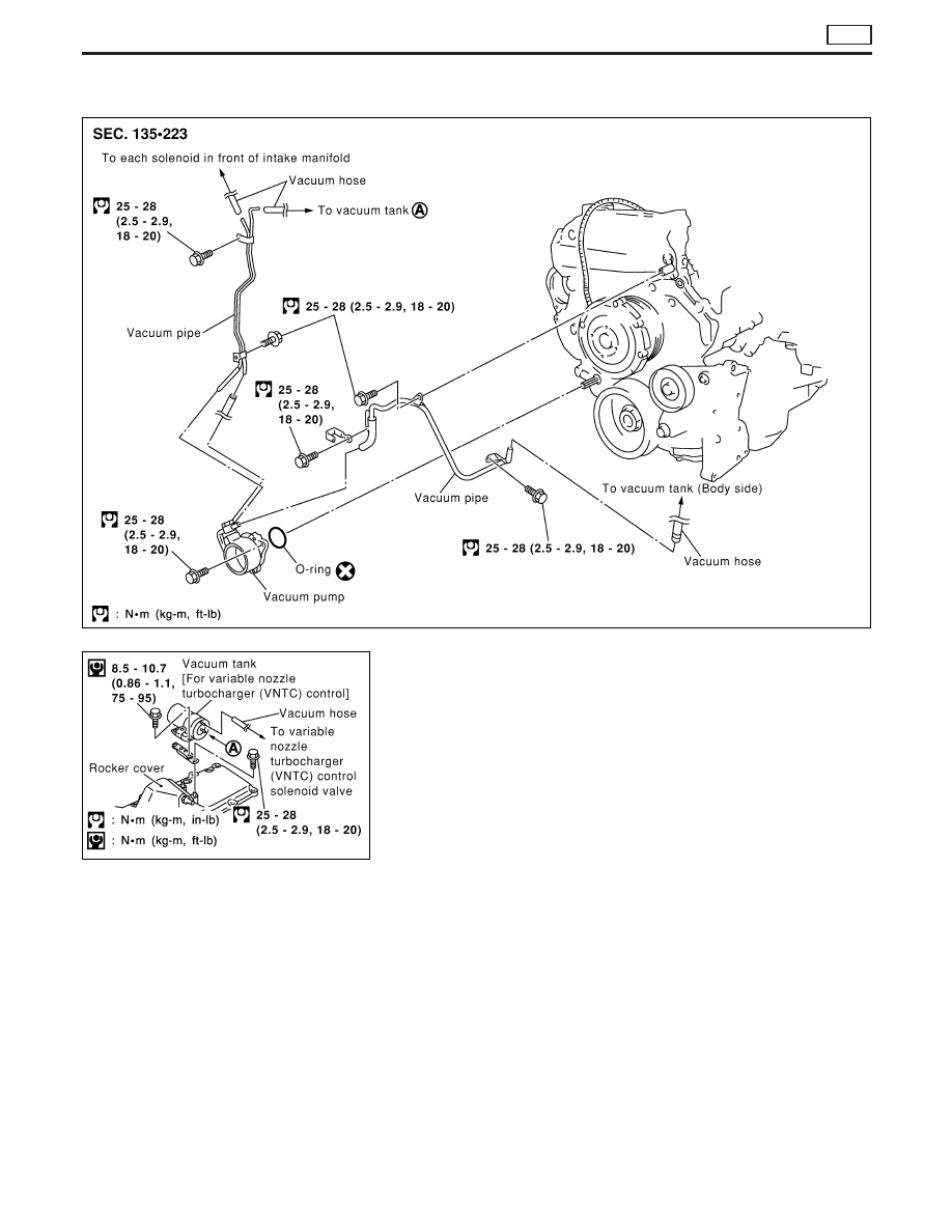 Nissan Terrano r20e. Manual - part 283 on