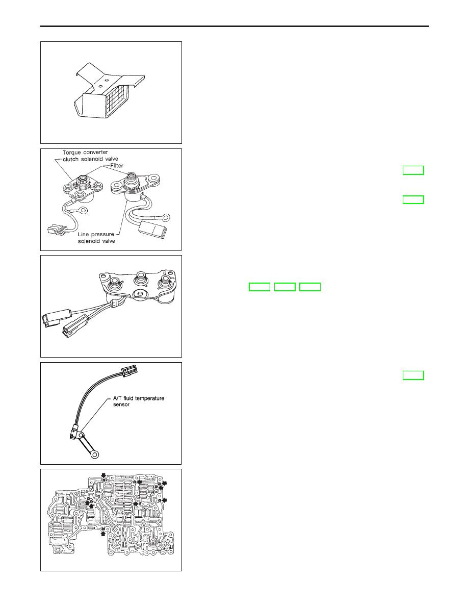 Torque Converter Clutch Solenoid Valve Nissan Location