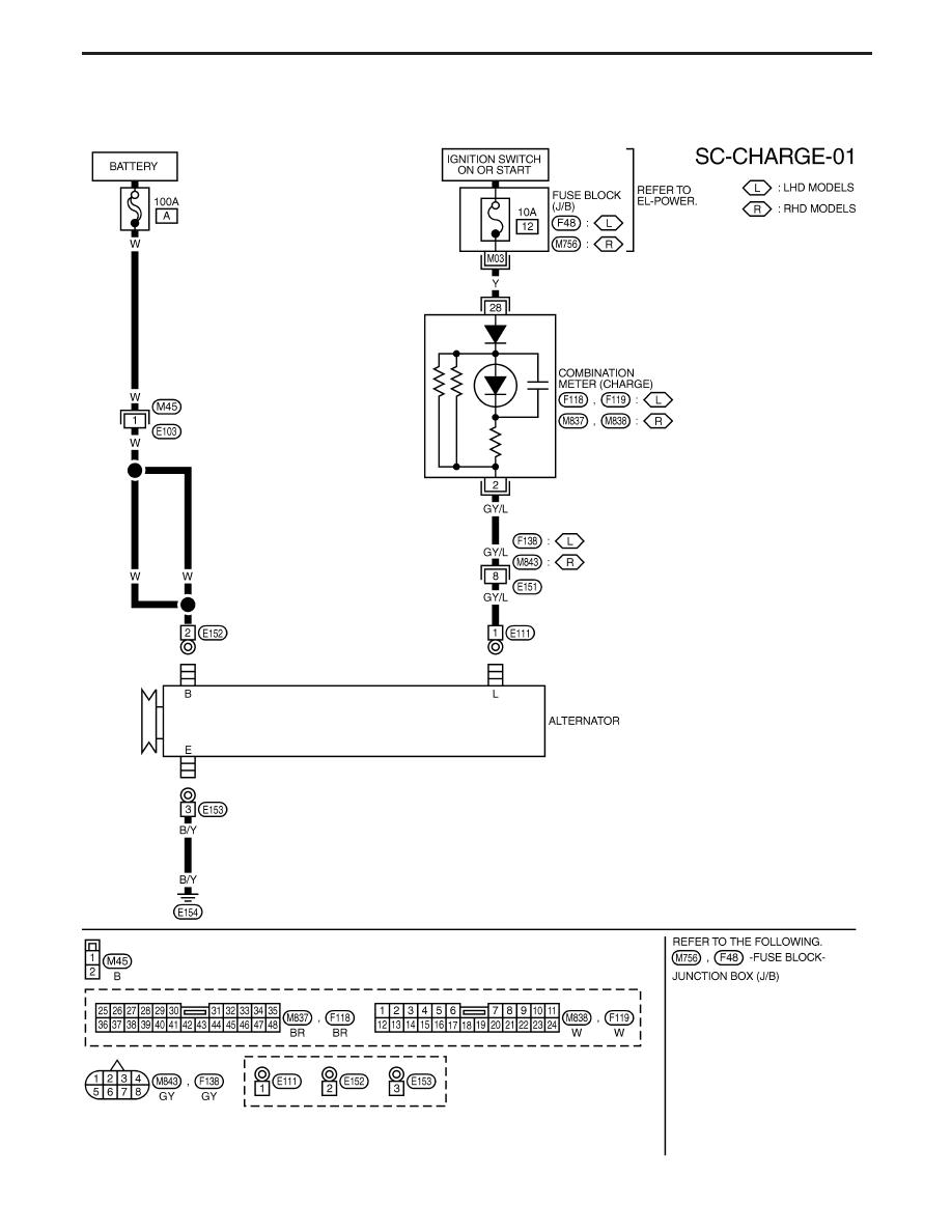 Nissan Terrano r20e. Manual - part 427 on