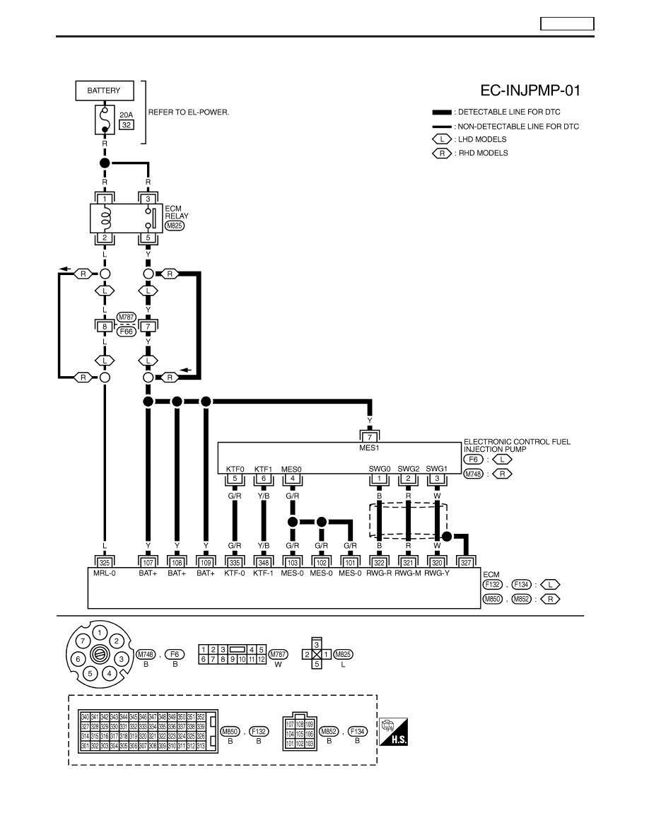 nissan terrano r20e. manual - part 194 wiring diagram nissan versa wiring diagram nissan terrano ii #7