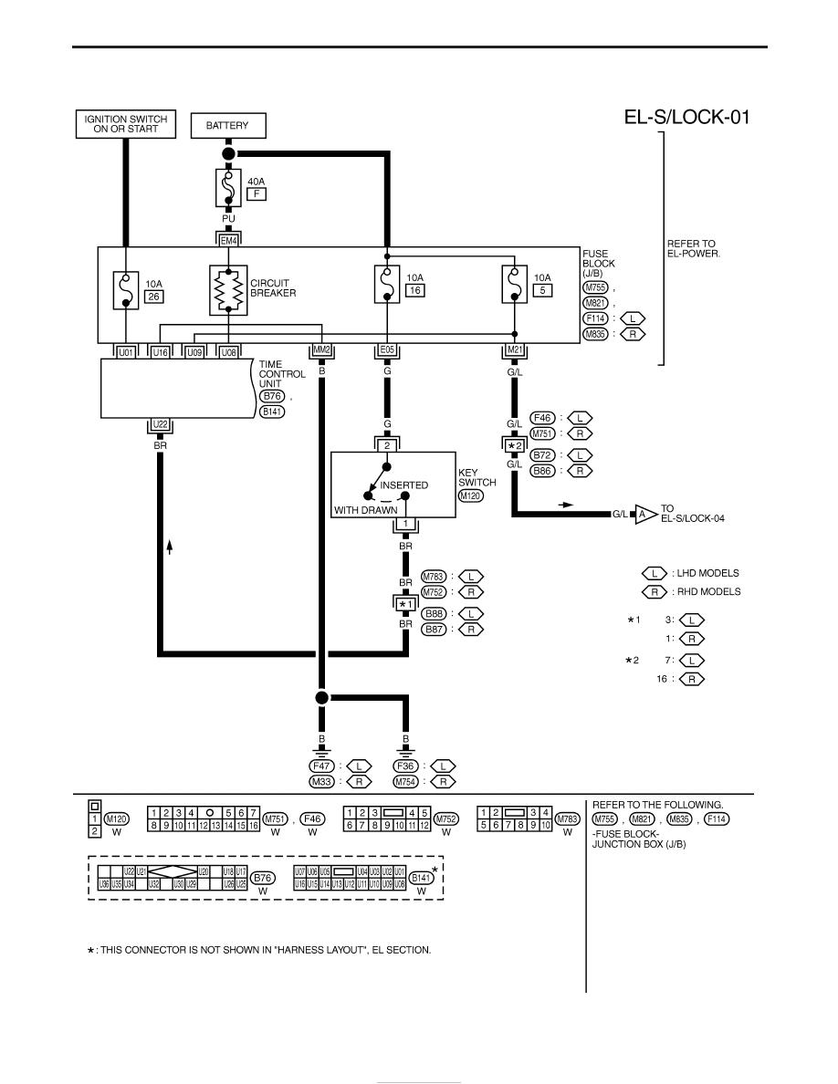 nissan terrano model r20 series 2004 manual part 420 rh zinref ru Nissan Repair Diagrams Nissan Stereo Wiring Diagram
