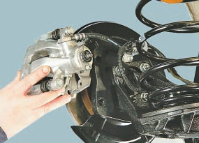 Замена ступицы astra h Замена эластичной муфты кардана вольво xc90