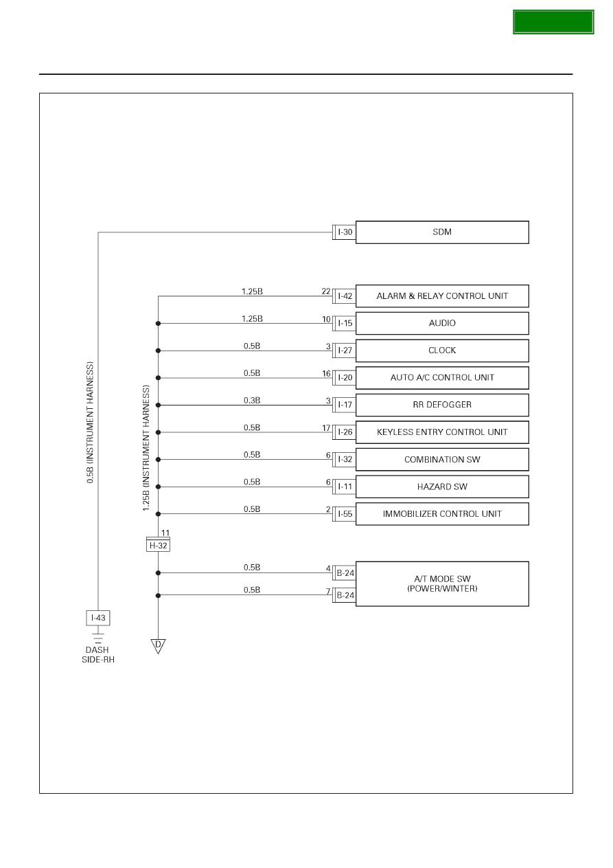 Opel Frontera Ue Manual Part 1653 A Wiring Diagram 8d43