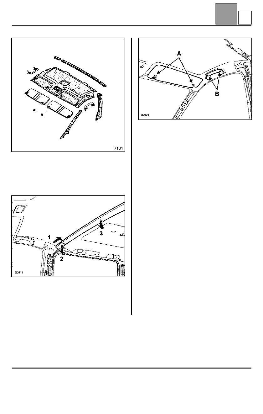 Renault Trafic II. Manual - parte 200