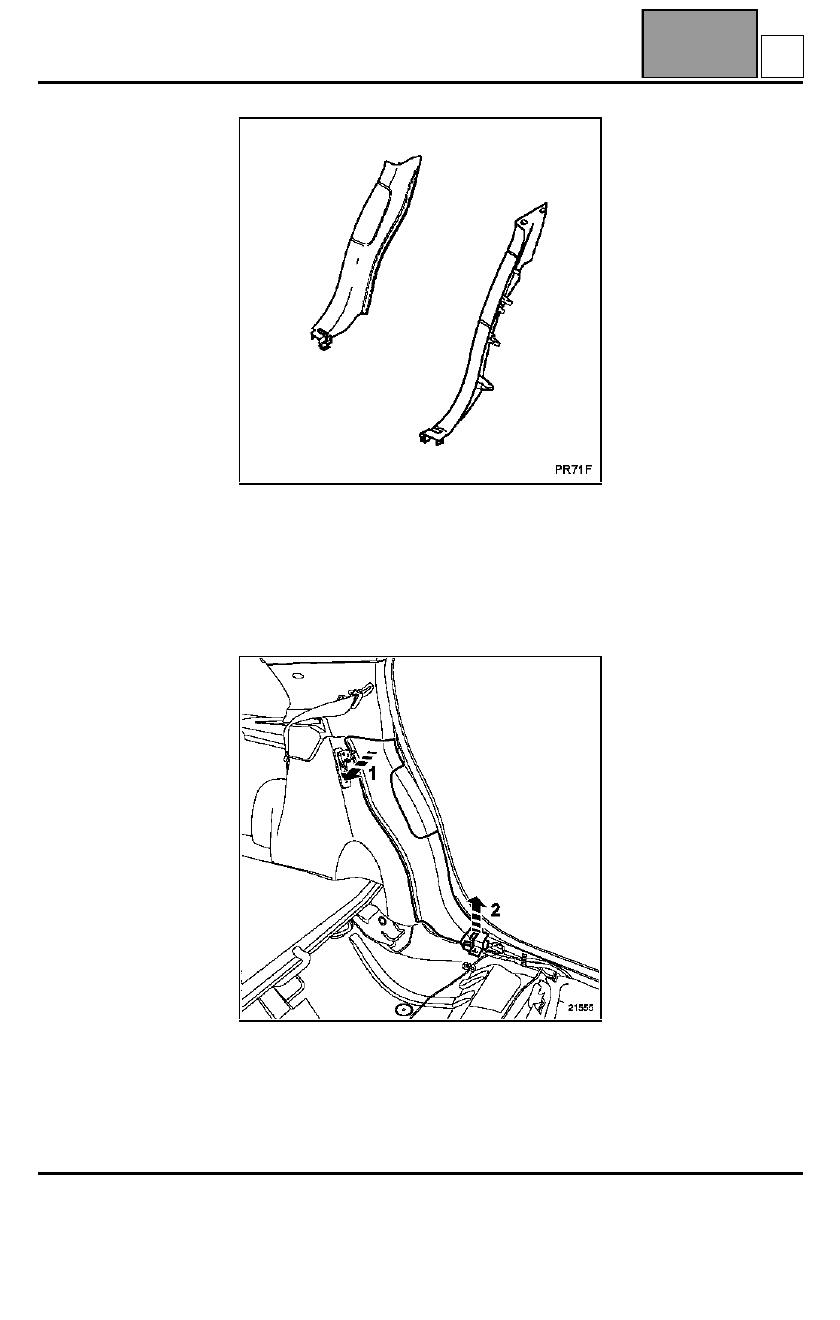 Renault Vel Satis. Manual - parte 395