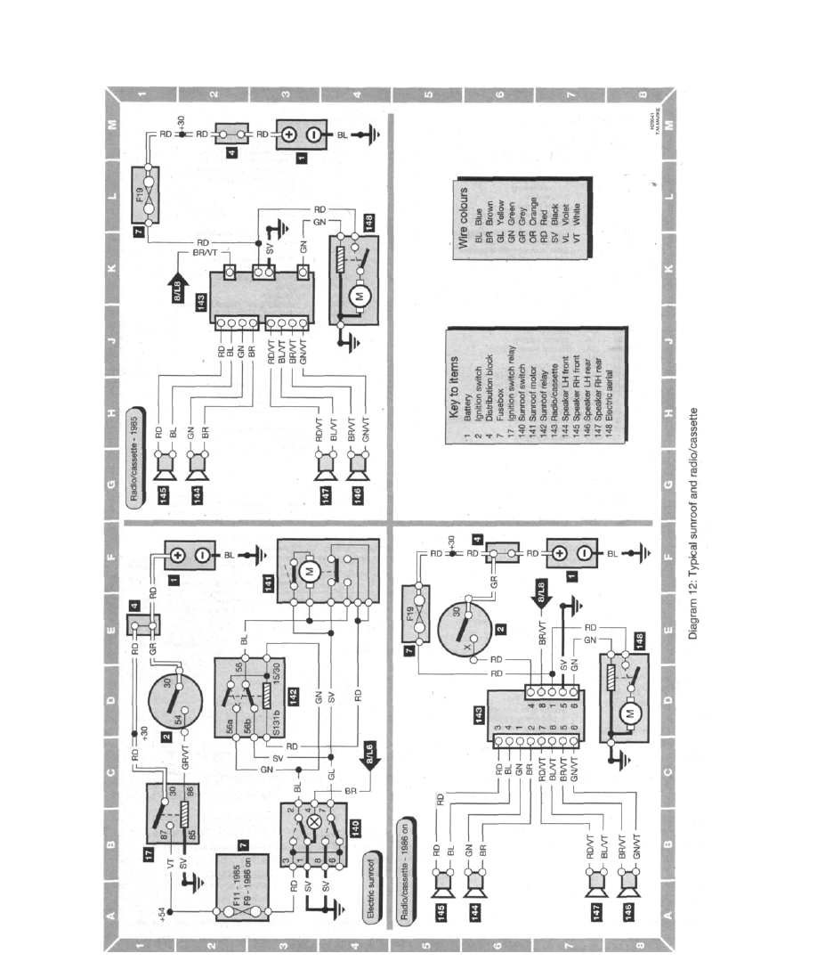 Saab 9000 Manual Part 63 Solenoid Switch Wiring Diagram For X Diagrams Wd11