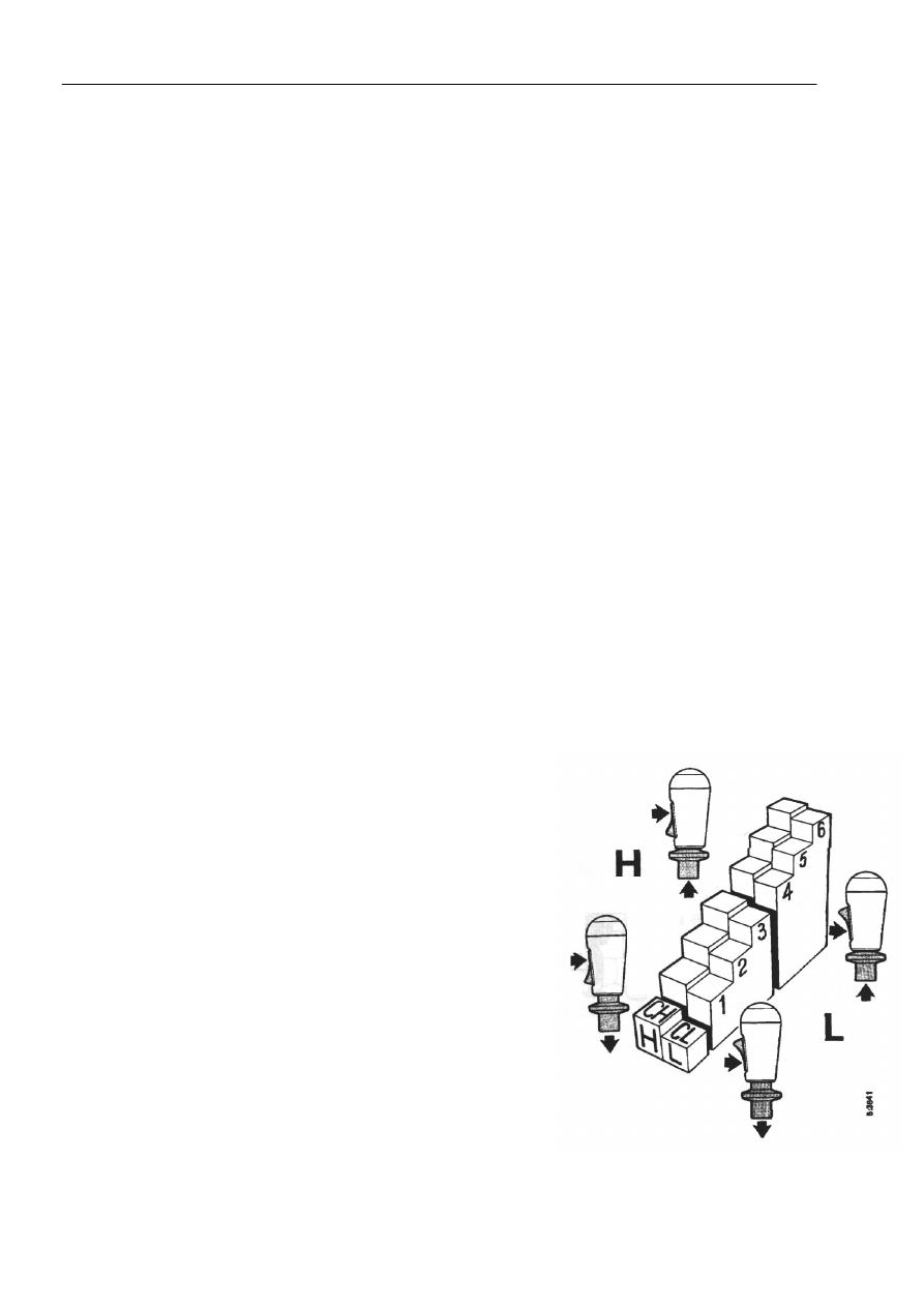 Коробка передач scania схема переключения