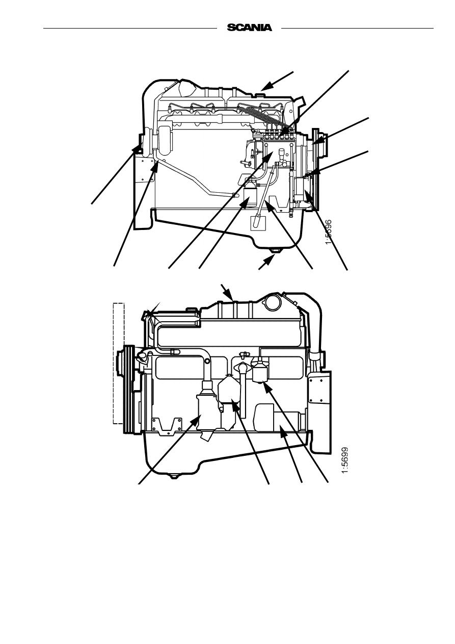 Scania Alternator Wiring Diagram