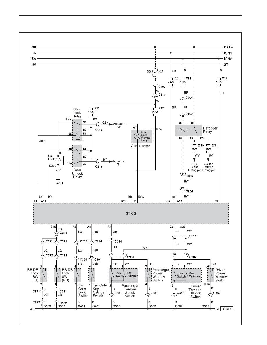 2001 2006 ssangyong rexton suv workshop repair service manual 600mb pdf