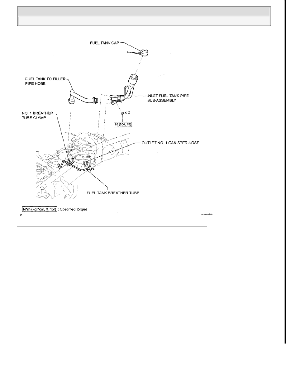 Toyota Tundra Manual Part 2150 Fuel Pump Specification 66 Identifying Components With Torque 3 Of 4 Courtesy Motor Sales Usa Inc