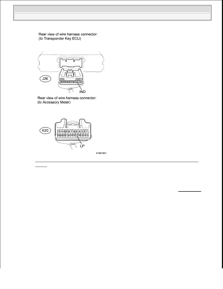 Toyota Tundra Manual Part 375 Wiring Harness