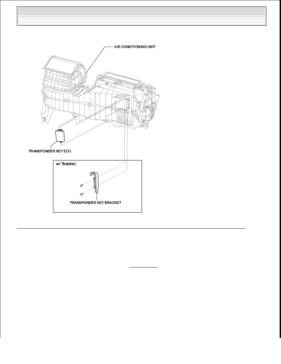 Toyota Tundra Manual Part 376 Key Diagram 40 Identifying Transponder Ecu Replacement Components And Torque Specifications Courtesy Of Motor Sales Usa Inc