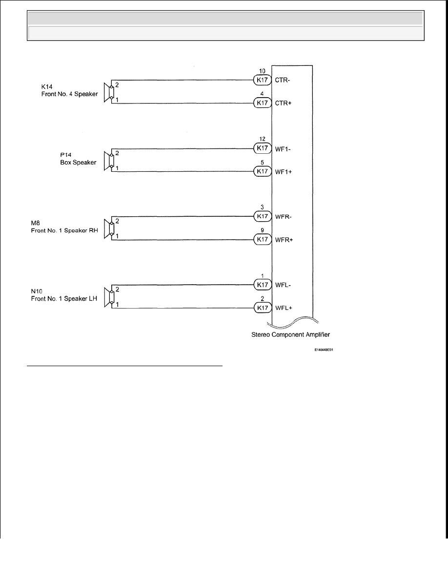 Toyotum Tundra Speaker Wiring Diagram