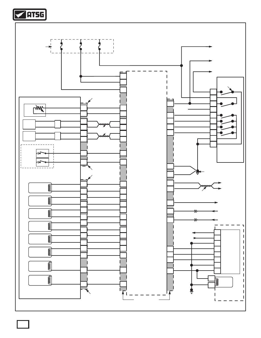 Volkswagen 01M Transmission. Manual - part 98 on