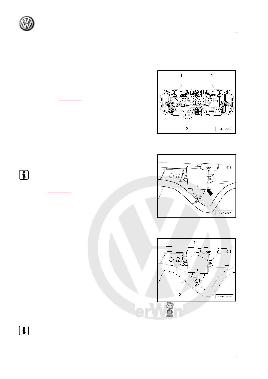 Volkswagen Jetta / Bora: Electrical System Manual - part 70