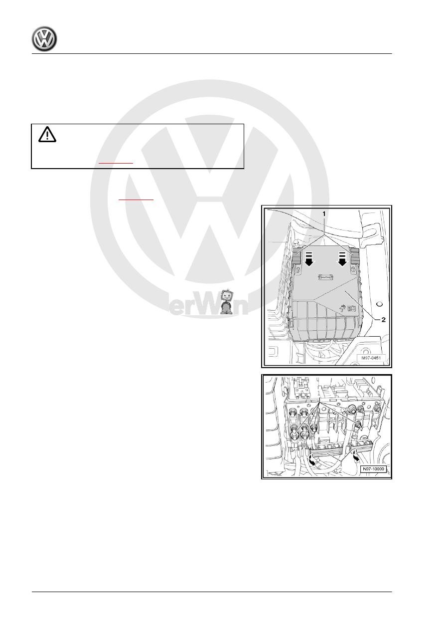 Volkswagen Jetta / Bora: Electrical System Manual - part 72