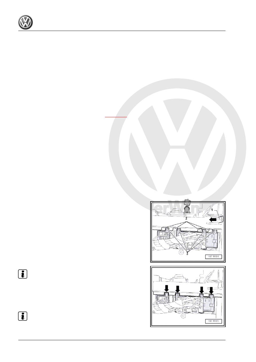 Volkswagen Jetta / Bora: Electrical System Manual - part 74