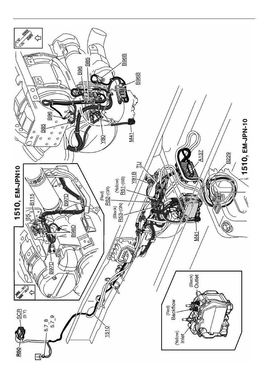 Volvo Trucks FM Electrical system Manual - part 57 | Volvo Truck Ac Wiring Schematics |  | Zinref.ru