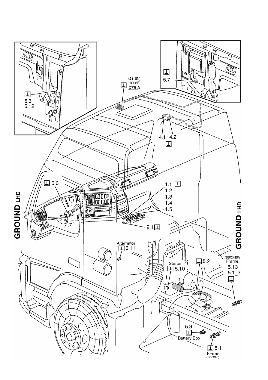 [DIAGRAM_38IS]  Volvo Trucks FM Electrical system Manual - part 59   Volvo Truck Wiring Diagrams Battery Picture      Zinref.ru