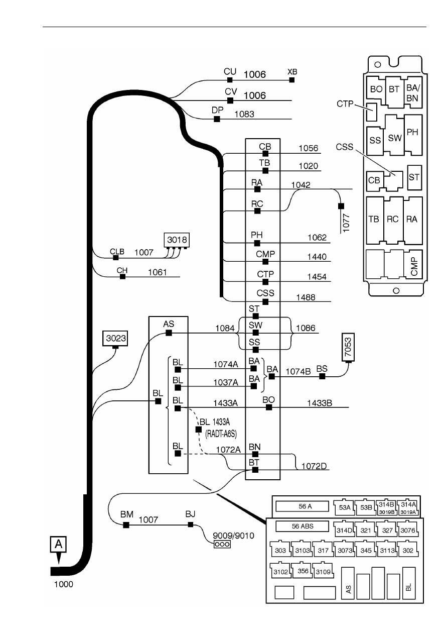 Volvo Trucks FH12, FH16 LHD Electrical system. Manual - part 27 | Volvo Truck Tail Light Wiring |  | Zinref.ru