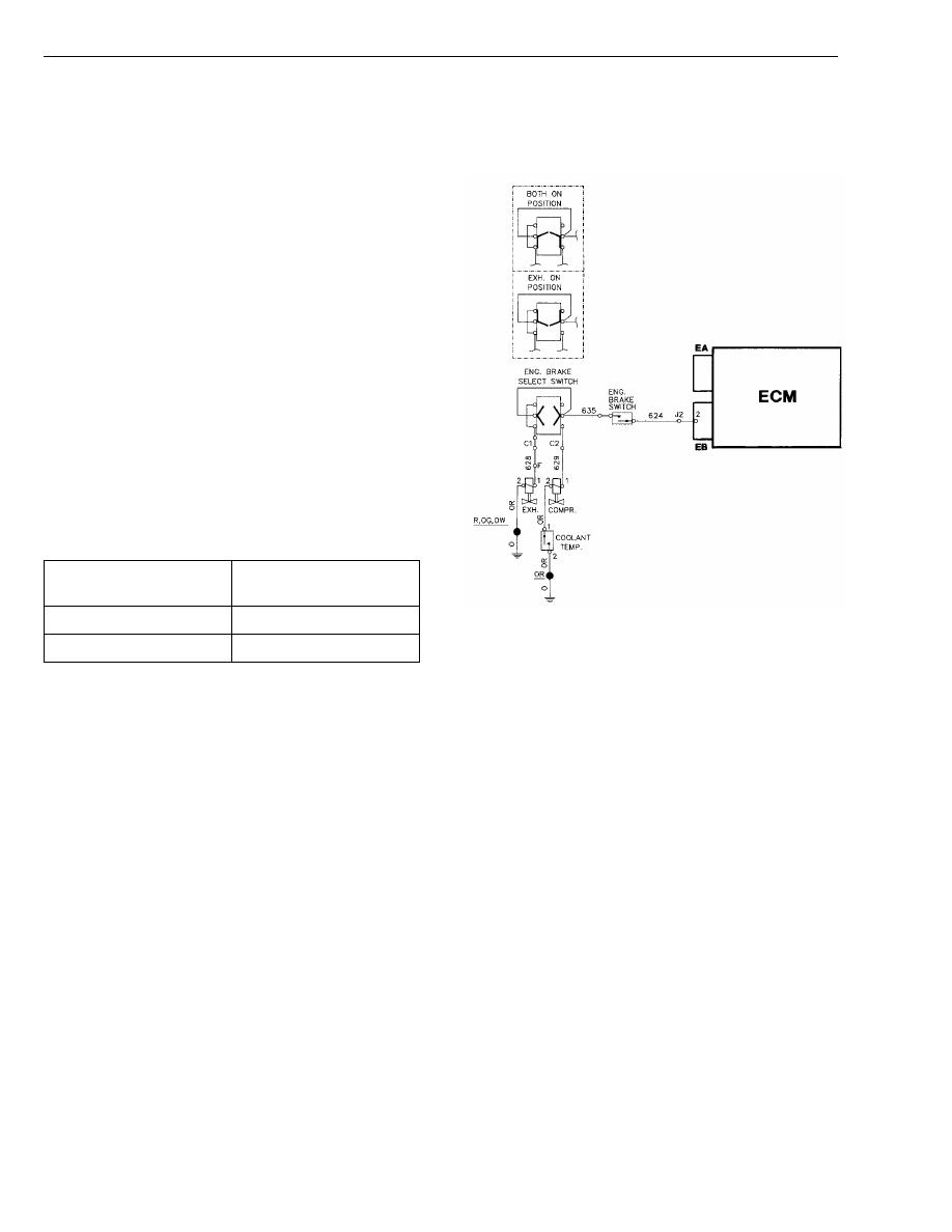 Volvo D12 Engine Brake Diagram Wiring Diagram